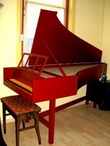 Bezemer Harpsichord