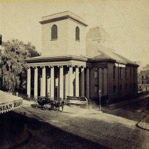 King's Chapel, Boston